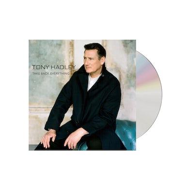 Tony Hadley Take Back Everything Promo CD