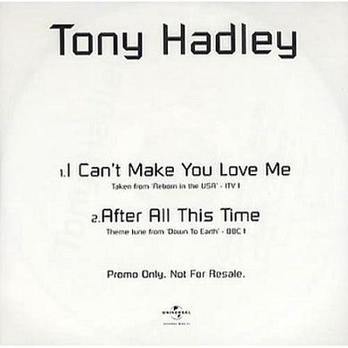 Tony Hadley After All This Time Promo CD