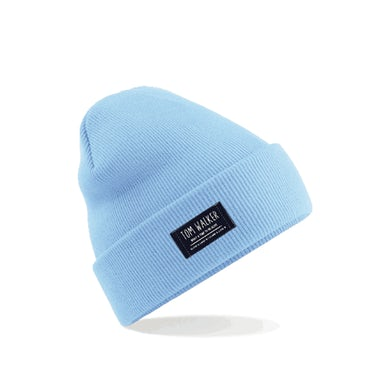 Tom Walker Pastel Blue Beanie