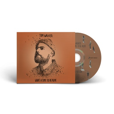 Tom Walker What A Time To Be Alive Deluxe CD