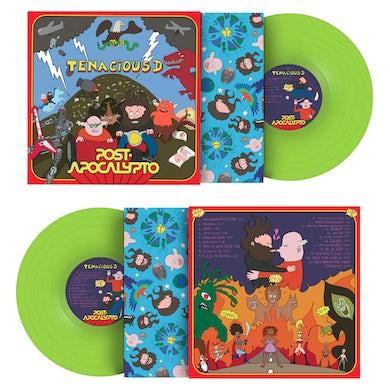 Tenacious D Post-Apocalypto Green Heavyweight LP (Vinyl)