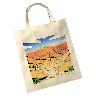 Curse Of Lono Desert Trip Tote Bag