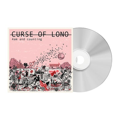 Curse Of Lono 4am And Counting  CD