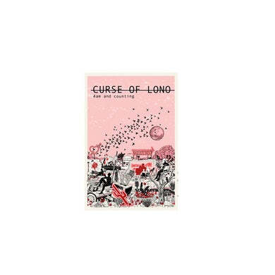 Curse Of Lono 4am And Counting (Signed) Cassette
