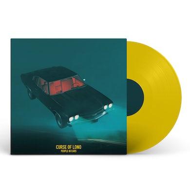 People In Cars (Yellow) Heavyweight LP (Vinyl)