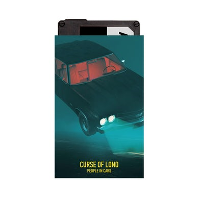 Curse Of Lono People In Cars Cassette