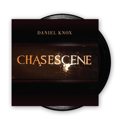 Daniel Knox Chasescene LP (Vinyl)