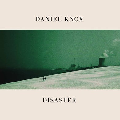 Daniel Knox Disaster Dove Grey LP (Vinyl)