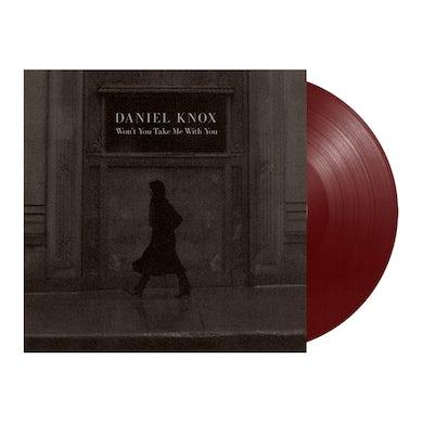 Daniel Knox Won't You Take Me With You Vinyl