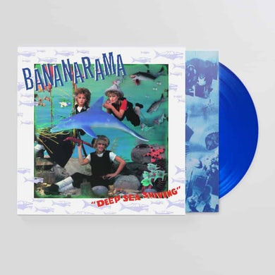 Bananarama Deep Sea Skiving Blue (Ltd Edition) LP (Vinyl)