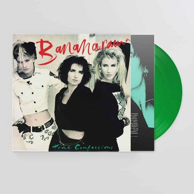 Bananarama True Confessions Green (Ltd Edition) LP (Vinyl)