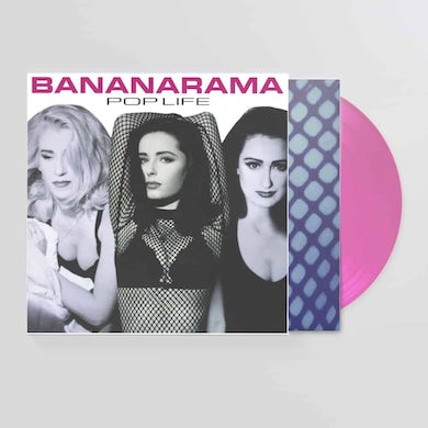 Bananarama Pop Life Pink (Ltd Edition) LP (Vinyl)