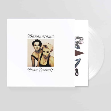 Bananarama Please Yourself White (Ltd Edition) LP (Vinyl)