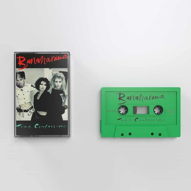 Bananarama True Confessions Green (Ltd Edition) Cassette