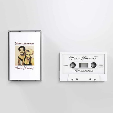 Bananarama Please Yourself White (Ltd Edition) Cassette