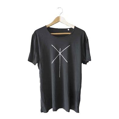 RY X Dawn Black T-Shirt