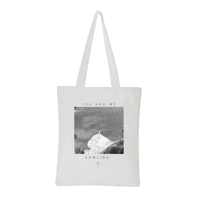 You Had Me Howling Natural Tote Bag