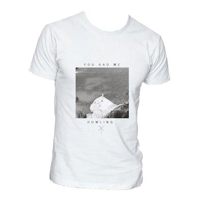 RY X You Had Me Howling White T-Shirt
