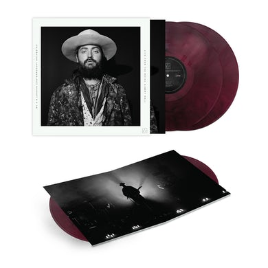 RY X Live From The Royal Albert Hall Double Maroon Smoke Double LP (Vinyl)