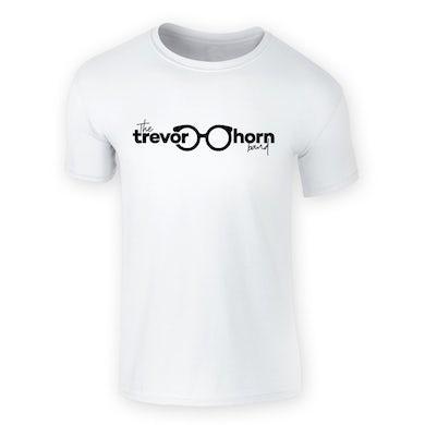 Trevor Horn Band Logo T-Shirt (White)