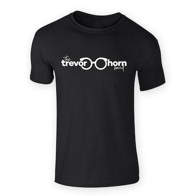 Trevor Horn Band Logo T-Shirt (Black)
