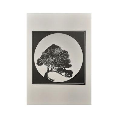 Mara Simpson Tree Print