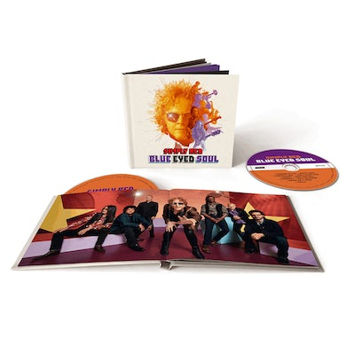 Simply Red Blue Eyed Soul Deluxe CD