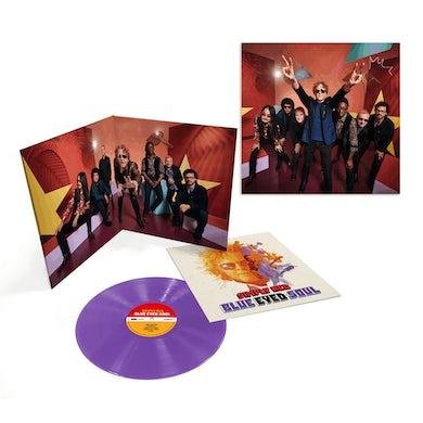 Simply Red Blue Eyed Soul Purple LP (Vinyl)