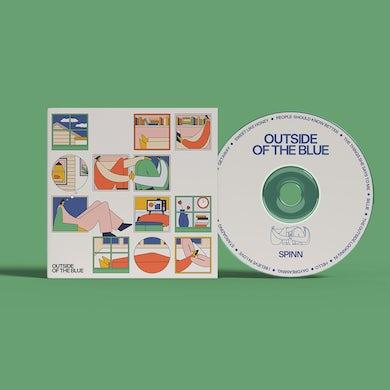 Spinn Outside Of The Blue  CD