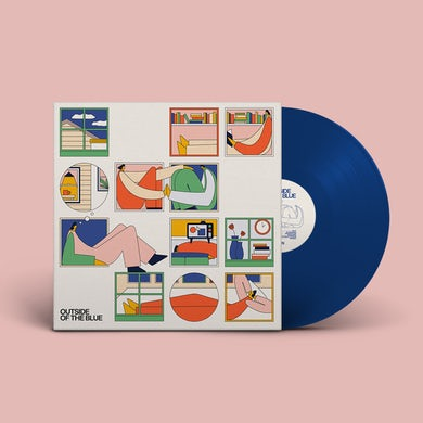 Outside Of The Blue Exclusive Blue Vinyl