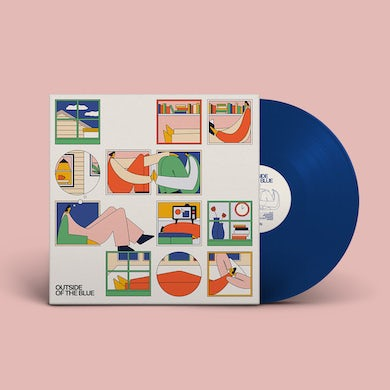 Spinn Outside Of The Blue Exclusive Blue Vinyl