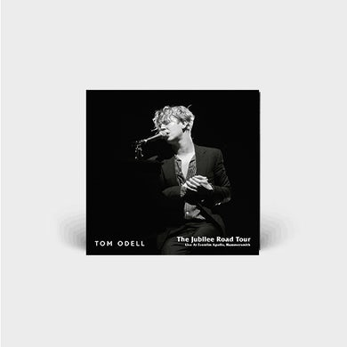 Tom Odell The Jubilee Road Tour - Live At The Eventim Hammersmith Apollo Deluxe CD