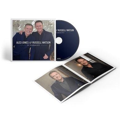 Russell Watson In Harmony CD
