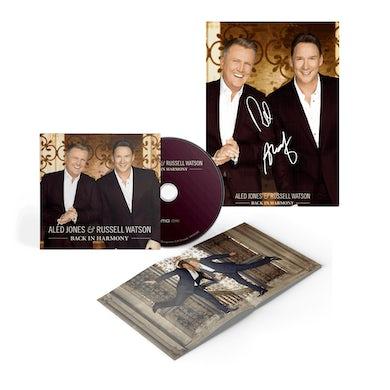 Russell Watson Back In Harmony CD