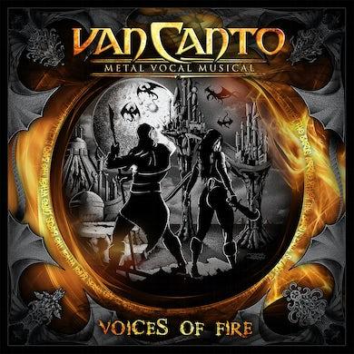 earMUSIC Voices Of Fire LP (Vinyl)