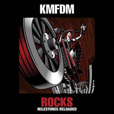 earMUSIC Rocks - Milestones Reloaded Double LP (Vinyl)