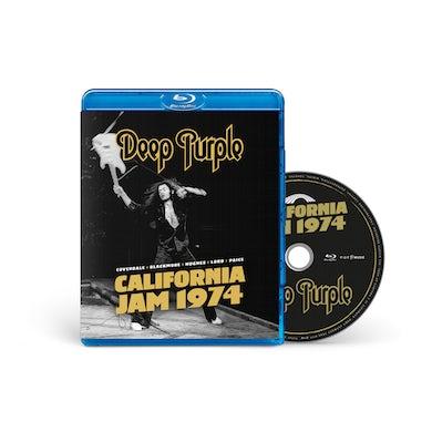 earMUSIC California Jam '74 Blu-ray