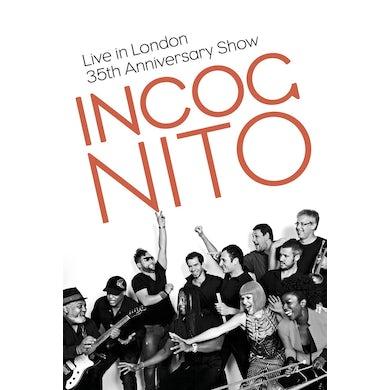 earMUSIC Live In London - 35th Anniversary Show DVD