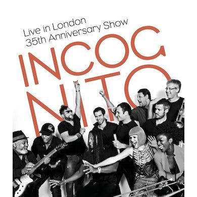 earMUSIC Live In London - 35th Anniversary Show Blu-ray