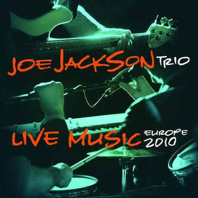 earMUSIC Live Music - Europe 2010 Double LP (Vinyl)