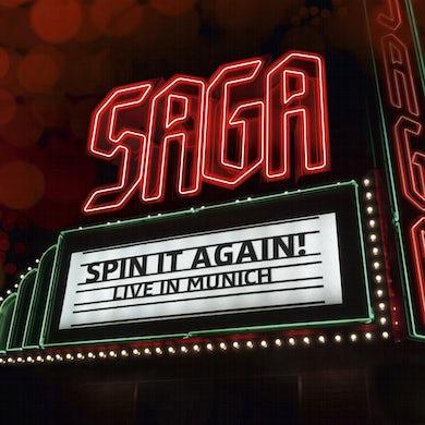 earMUSIC Spin It Again - Live In Munich DVD