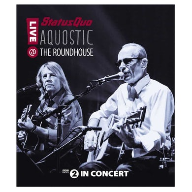 earMUSIC Aquostic! Live At The Roundhouse Blu-ray