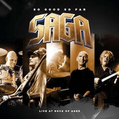earMUSIC So Good So Far - Live At Rock Of Ages Double LP (Vinyl)