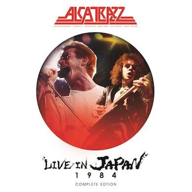 earMUSIC Live In Japan 1984 - Complete Edition  Triple Heavyweight LP (Vinyl)