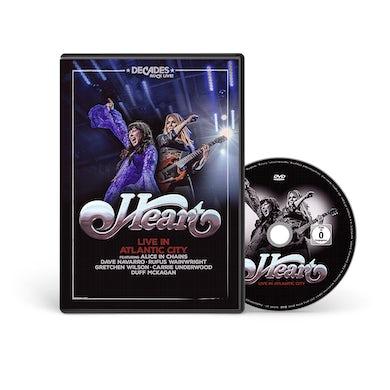 earMUSIC Live In Atlantic City DVD