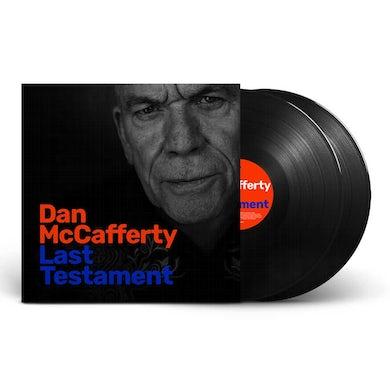 earMUSIC Last Testament Double Heavyweight LP (Vinyl)
