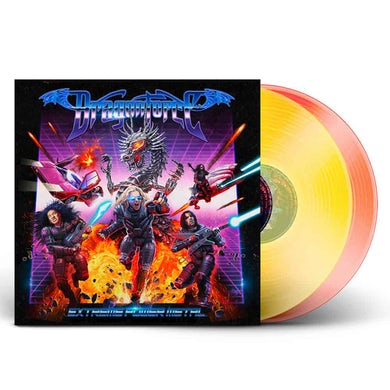 earMUSIC Extreme Power Metal Coloured Double Heavyweight LP (Vinyl)