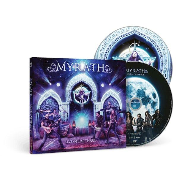earMUSIC Live In Carthage CD/DVD