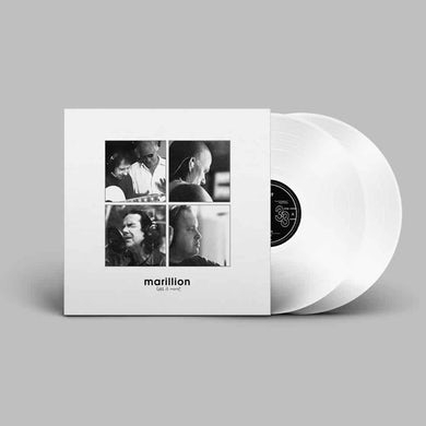 earMUSIC Less Is More White Double LP (Vinyl)