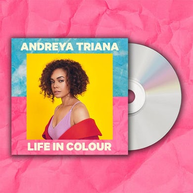 Andreya Triana Life In Colour CD